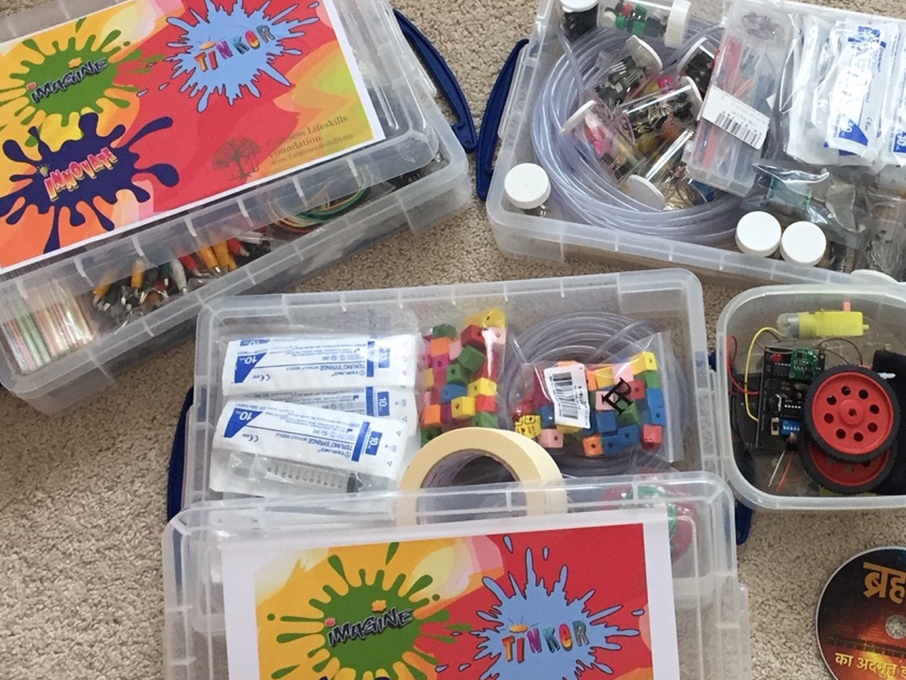 7 Tinkering Kit